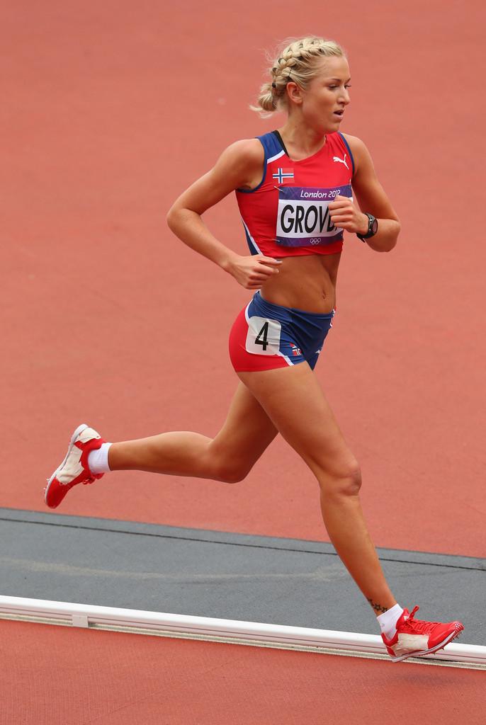 London OL 2012: Karoline slått ut i forsøket